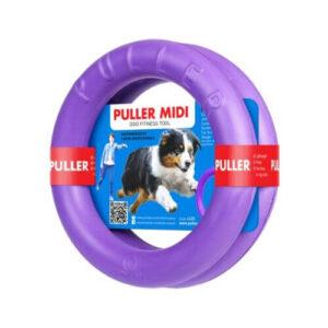 אביזר אימון לכלבים פולר מידי - PULLER Midi