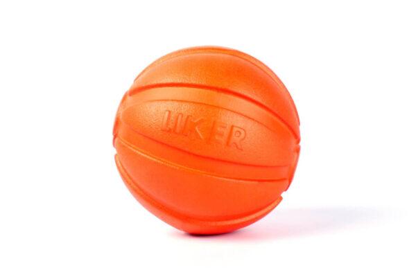כדור לעידוד משחק לכלבים מגזעים בינוניים - LIKER 7 - 1