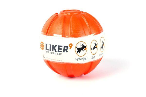 כדור לעידוד משחק לכלבים מגזעים גדולים - LIKER 9